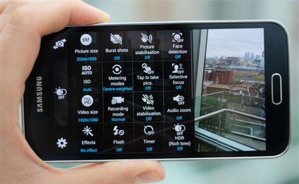 Galaxy S5 photo 10