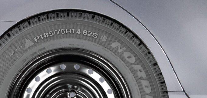 Ý nghĩa thông số kỹ thuật của lốp xe