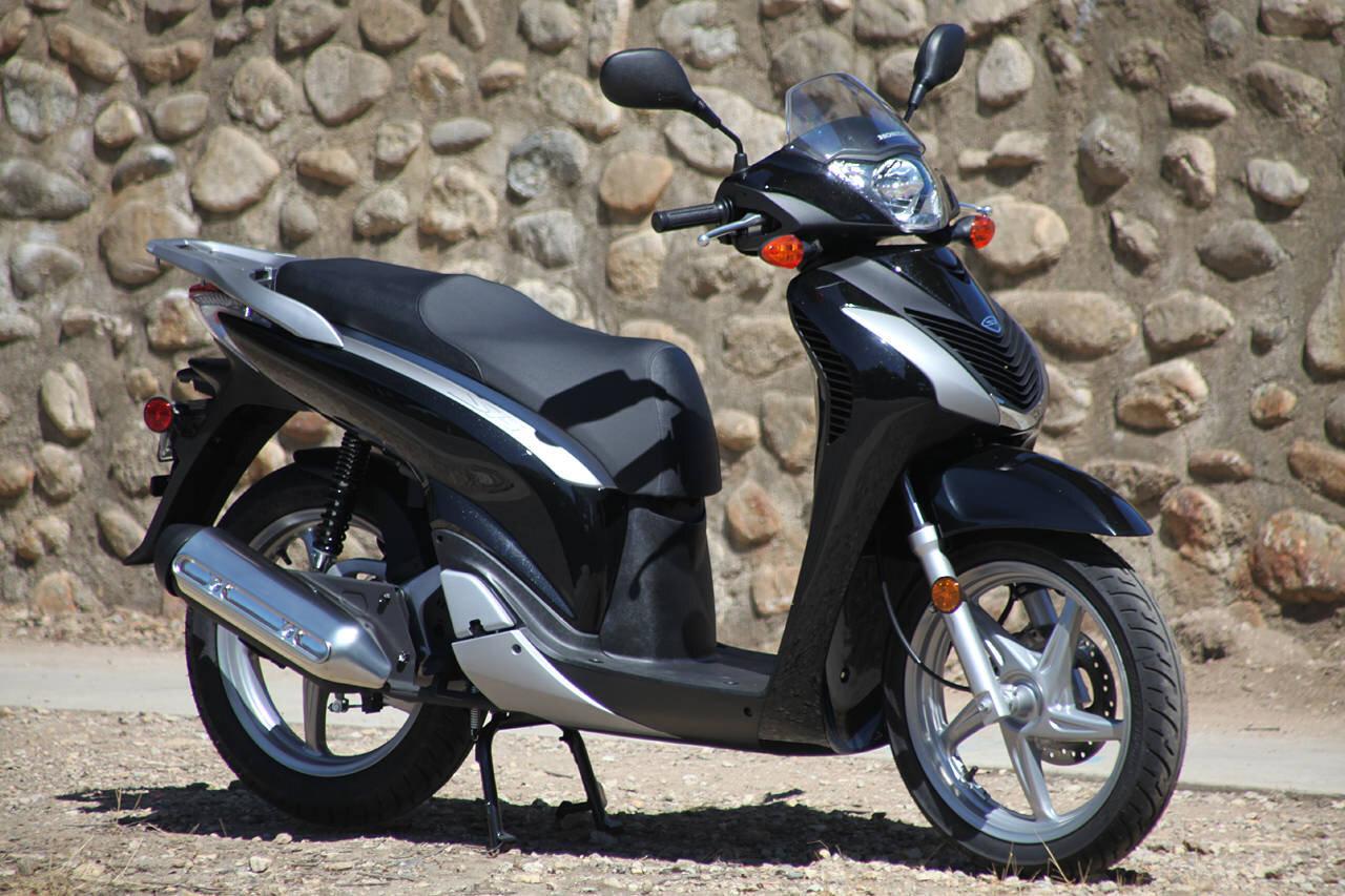 Xe máy Honda SH 2009/2010 - SH được ưa chuộng nhất