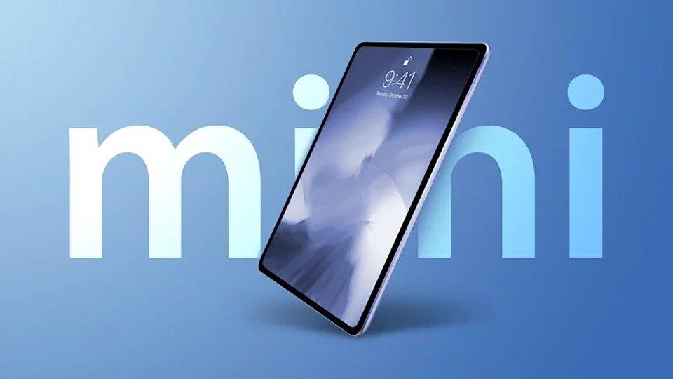 Dự đoán mức giá và cấu hình của Ipad mini 2021