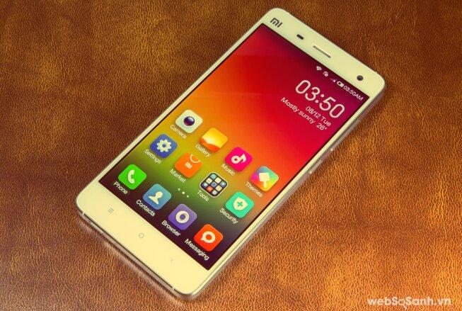 Xiaomi Mi4. Nguồn Internet