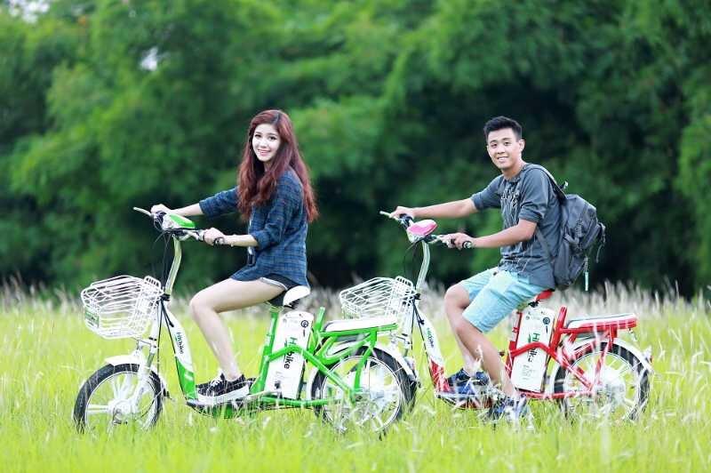 HKbike có thiết kế trẻ trung phù hợp với giới trẻ