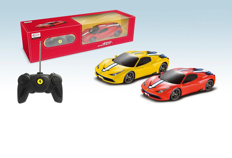 Xe điều khiển từ xa Ferrari 458 Special A