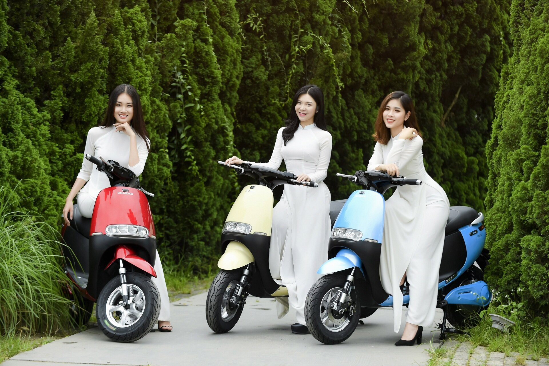 Xe máy điện Gogo sẽ phù hợp với các bạn học sinh, sinh viên