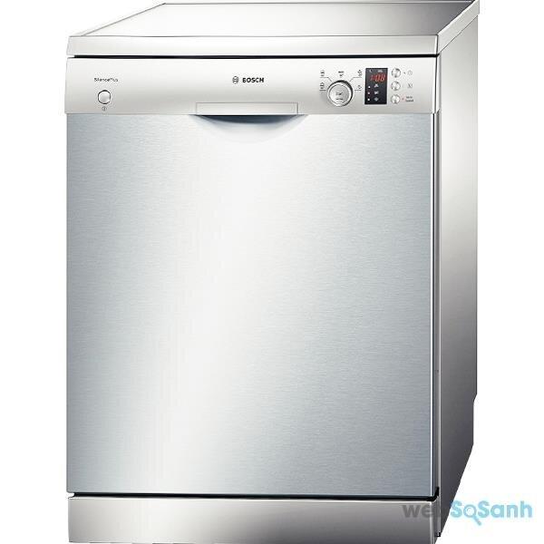 Giới thiệu máy rửa bát BOSCH SMS50E88EU