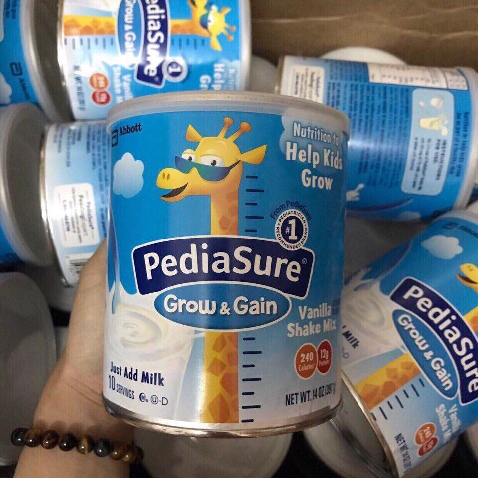 Sữa bột Pediasure có giá thành cao trên thị trường