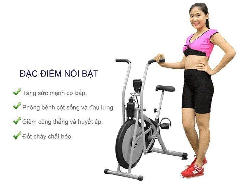 Xe đạp Air Bike MK98