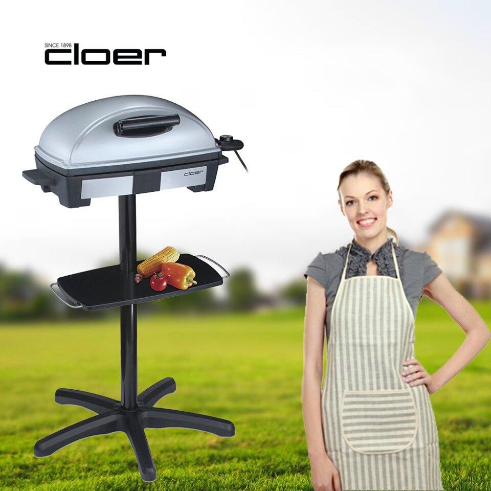 Sản phẩm bếp nướng điện Cloer 6731 được nhiều hộ gia đình tin tưởng và mua dùng