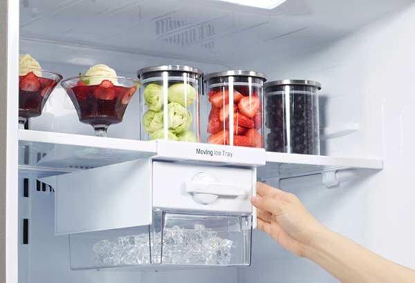 Những điều cần biết về tủ lạnh tự động làm đá | websosanh.vn