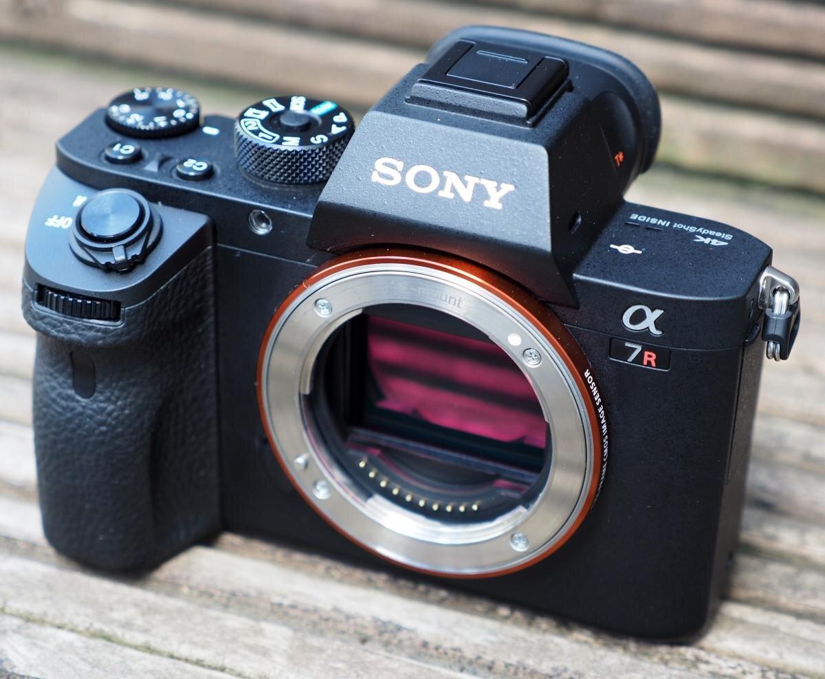 Máy ảnh Sony Alpha A7R Mark III