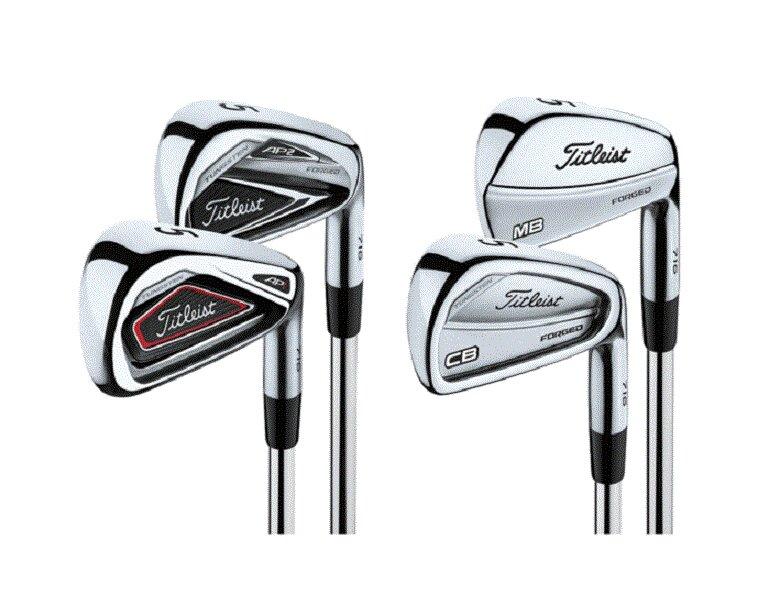 Gậy golf Titleist được sử dụng rất nhiều tại các giải đấu golf danh giá như PGA Tour