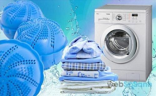 Nước giặt cho máy giặt cửa trước