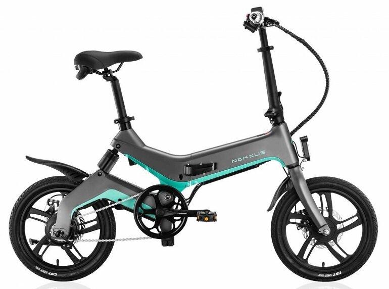 Xe đạp điện mini Nakxus