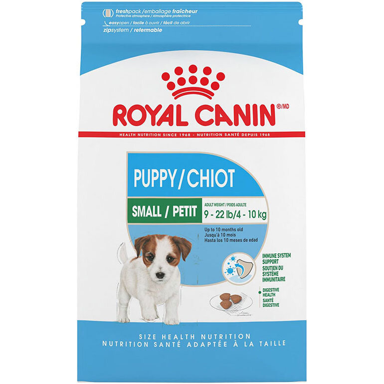 Thức ăn cho chó con Royal Canin Mini Puppy là sự lựa chọn của nhiều sen hiện nay