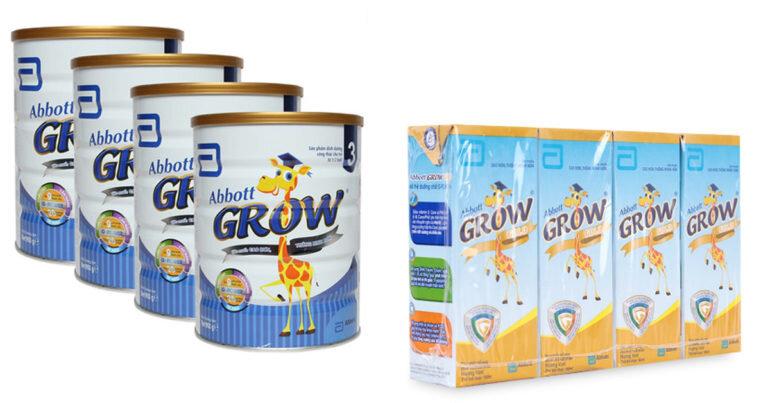 5 nguyên nhân bé uống sữa Abbott Grow bị táo bón và cách khắc phục