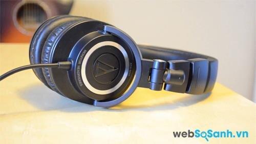 Chiếc Audio-Technica ATH-M50