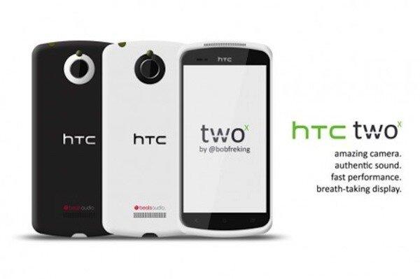 Thiết kế mang phong cách HTC One