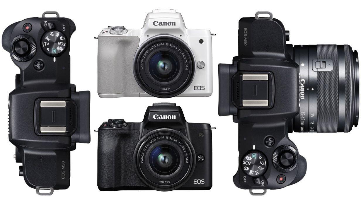 Khả năng kết nối wifi Canon EOS M50