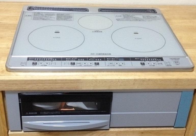 Bếp từ Nhật nội địa Hitachi HT-K60S