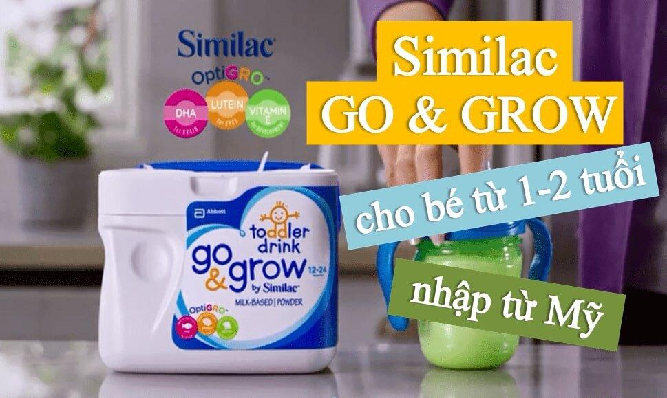 Sữa Similac có gây ra táo bón ở trẻ không?