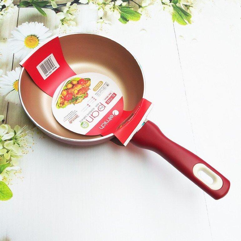 Chảo chống dính dùng cho bếp từ Elmich có tốt không?