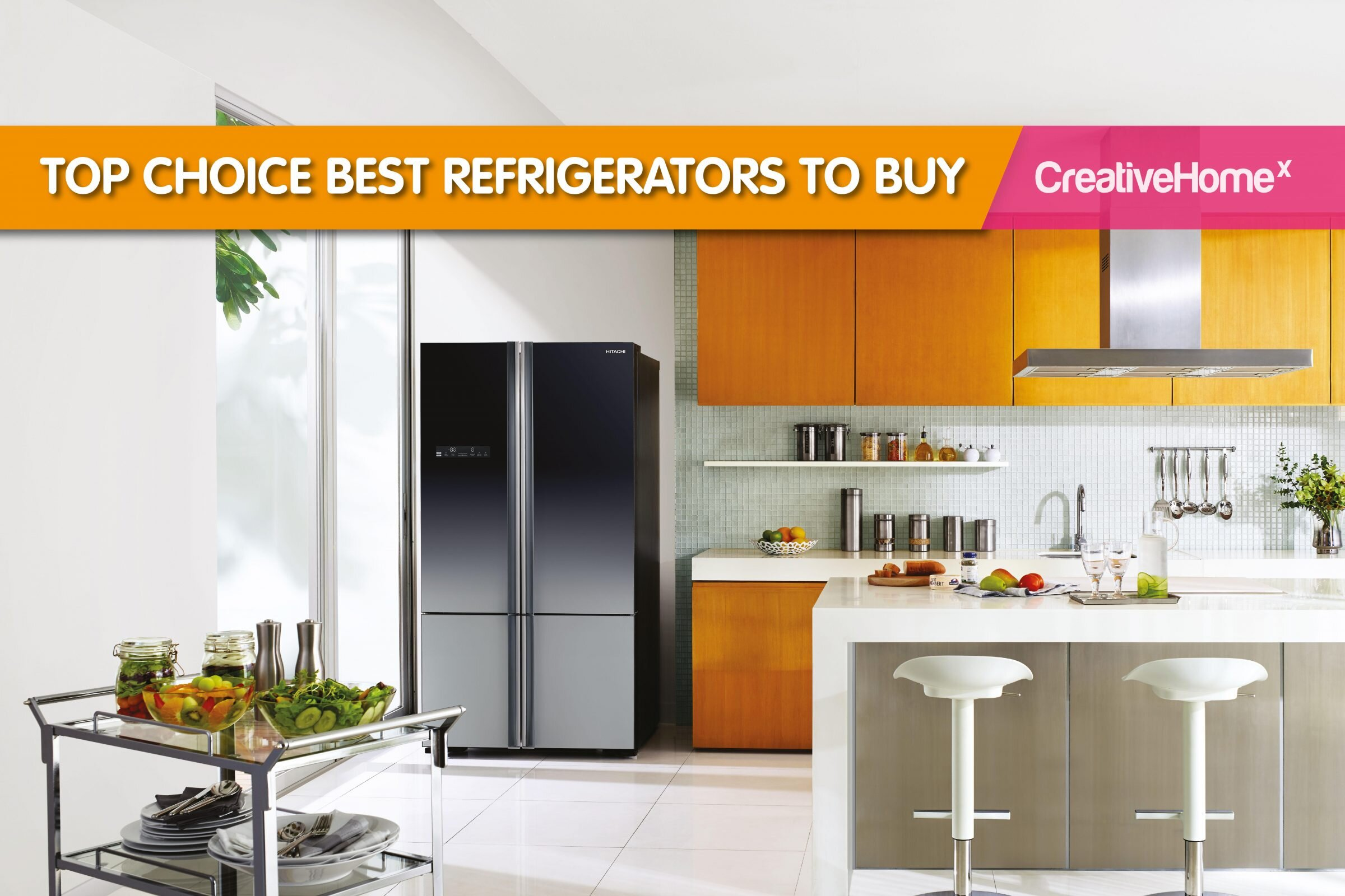 Hitachi là lựa chọn hàng đầu cho câu hỏi nên mua tủ lạnh của hãng nào