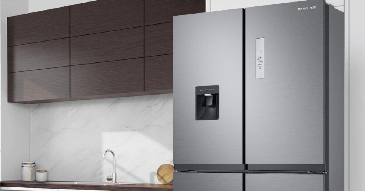 Đánh giá tủ lạnh Samsung Inverter 488L 4 cửa RF48A4010B4/SV có tốt không? Giá bao nhiêu?