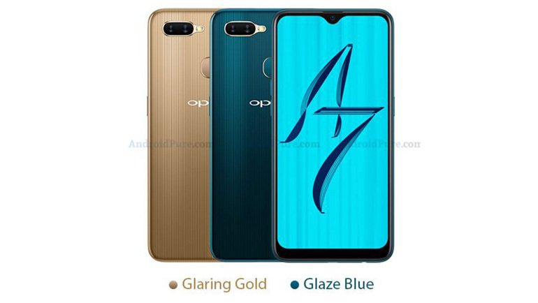 oppo a7 2018