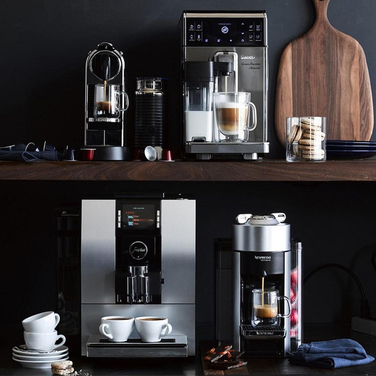 Máy pha cà phê cho quán nhỏ
