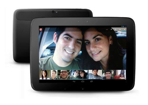 Nexus 10.