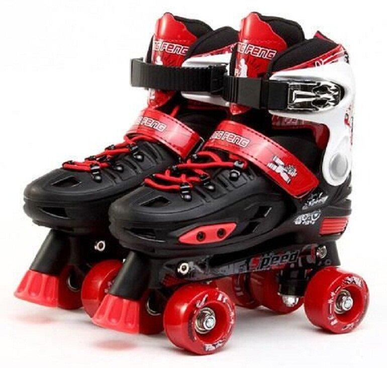 Giày patin 4 bánh ngang của hãng Flying Eagle