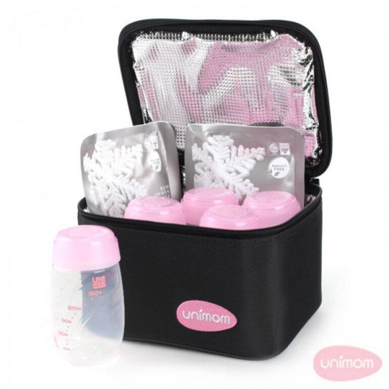 Túi giữ nhiệt bình sữa Unimom (Nguồn: advertiseonline.co.nz)