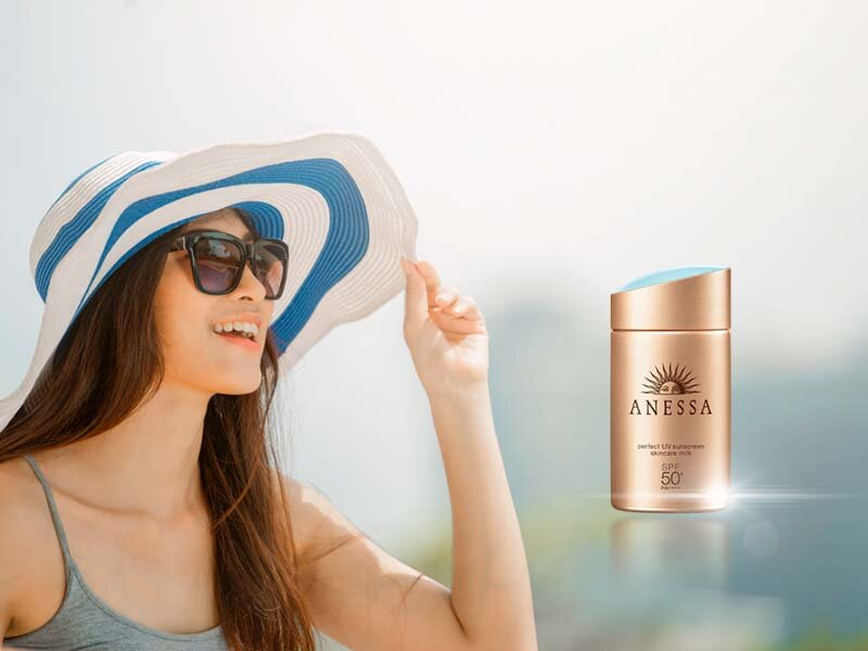 Anessa Perfect UV Sunscreen là sản phẩm chống nắng khá hot gần đây