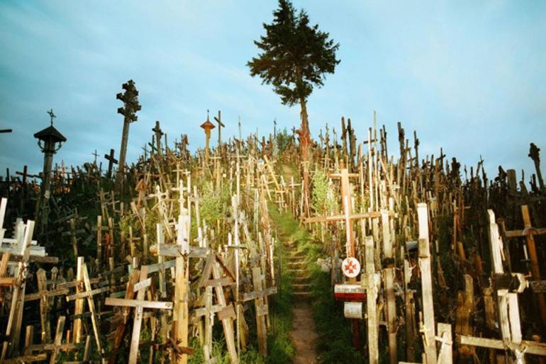 Ngọn đồi thánh giá -Litva