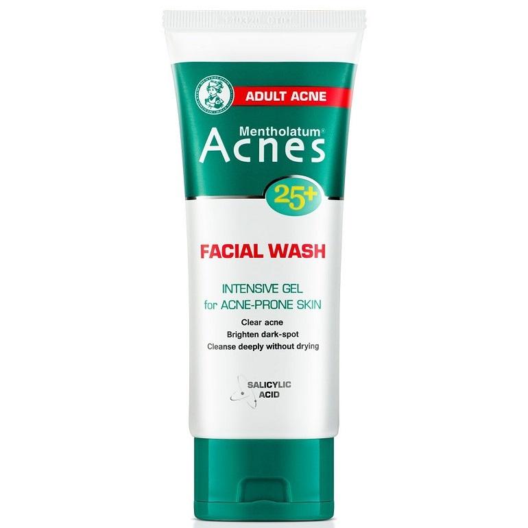 Sữa rửa mặt acnes 25+ Facial Wash