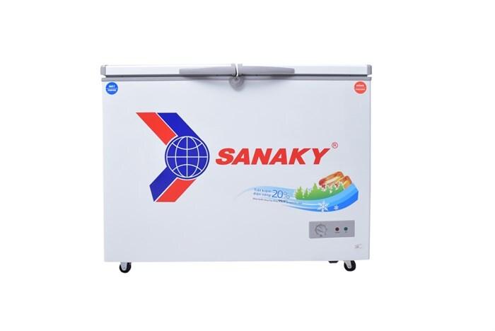 Tủ đông Sanaky 220 lít VH-2899W1 - Giá rẻ nhất: 4.900.000 vnđ