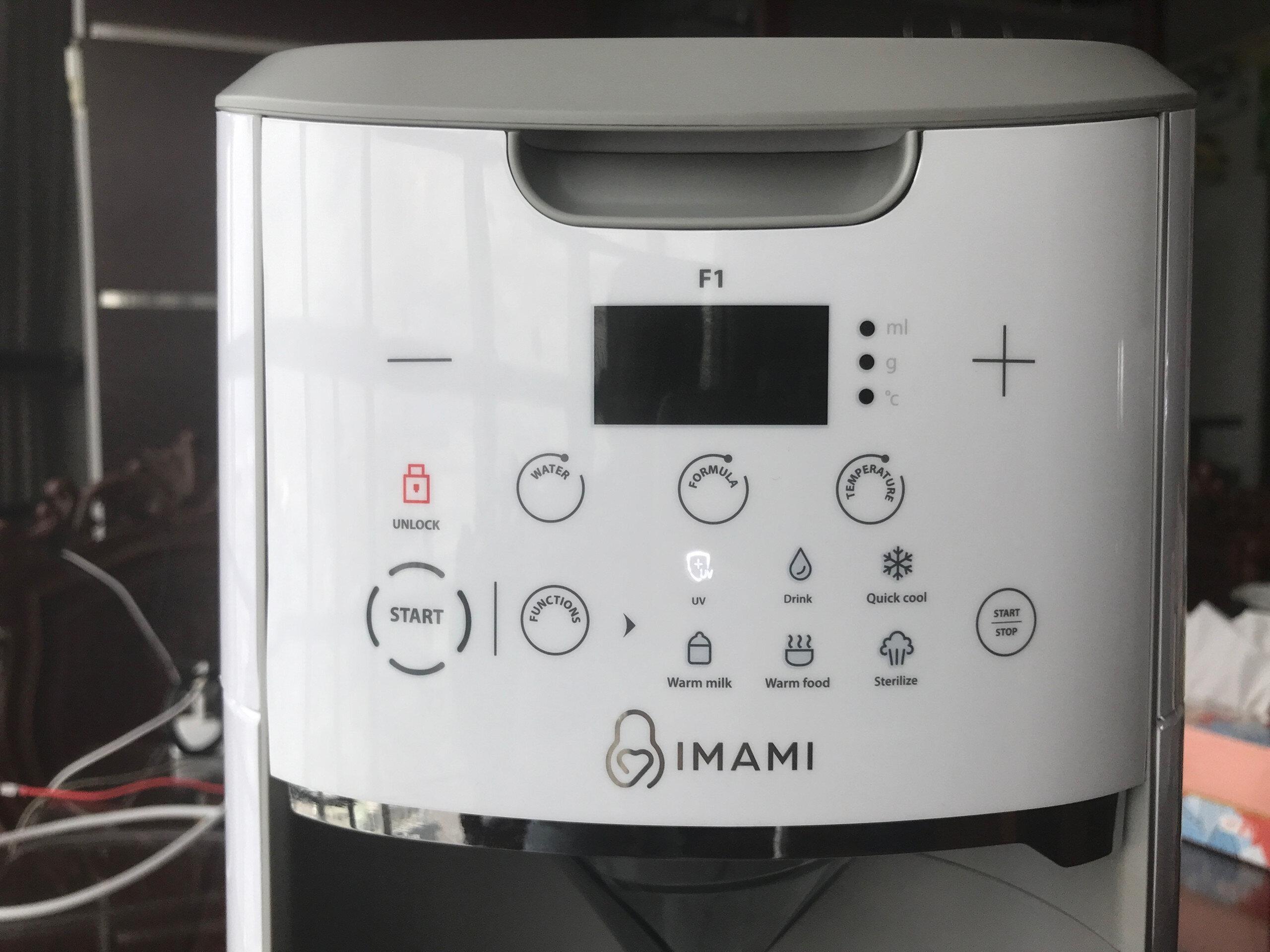 Máy pha sữa Imami không vón cục