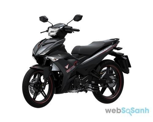 Yamaha Exciter 150 Matte Black đen nhám