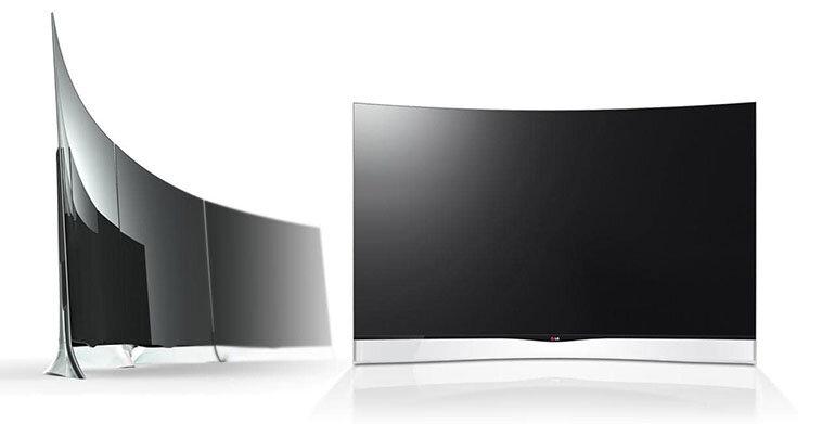 Tivi màn hình cong LG