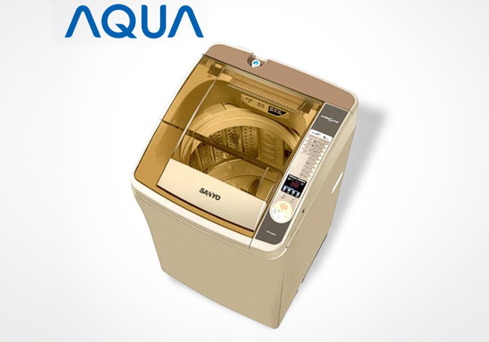 Máy giặt lồng đứng Sanyo ASW-U800ZT