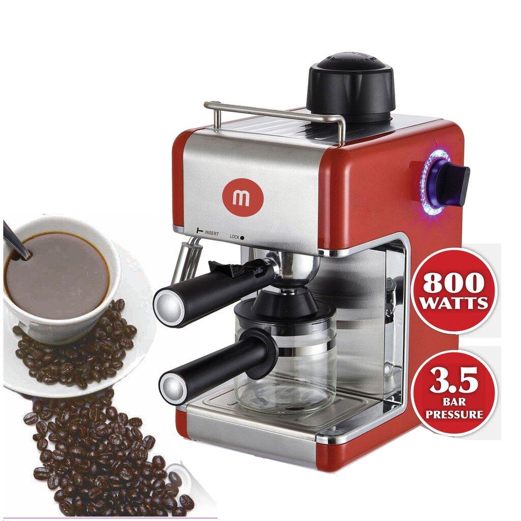 Dòng máy pha cà phê Mishio giúp bạn tiết kiệm tối đa thời gian và tiền bạc cho cà phê