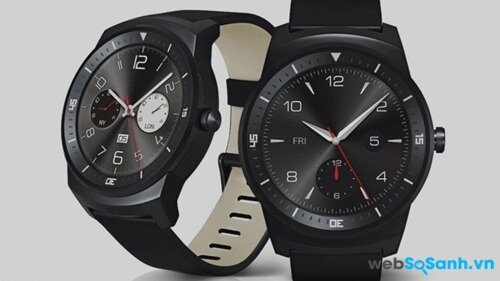 LG G Watch R. Nguồn Internet