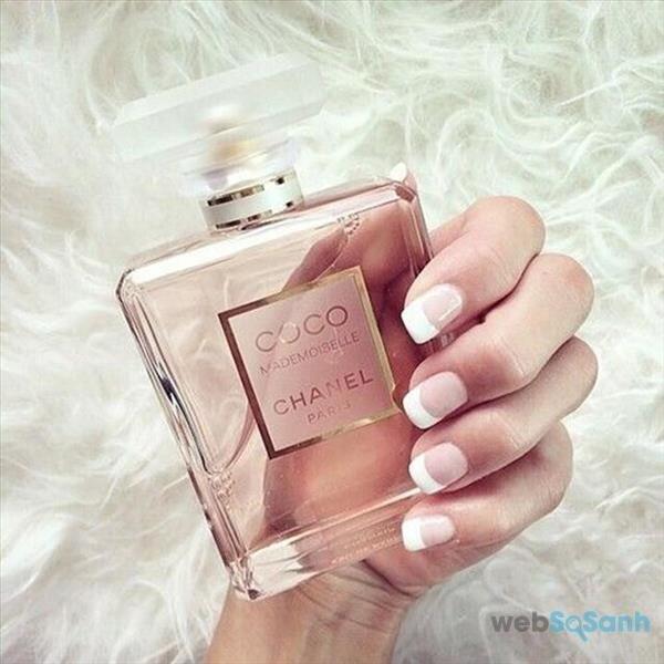 mùi hương của nước hoa Chanel Coco