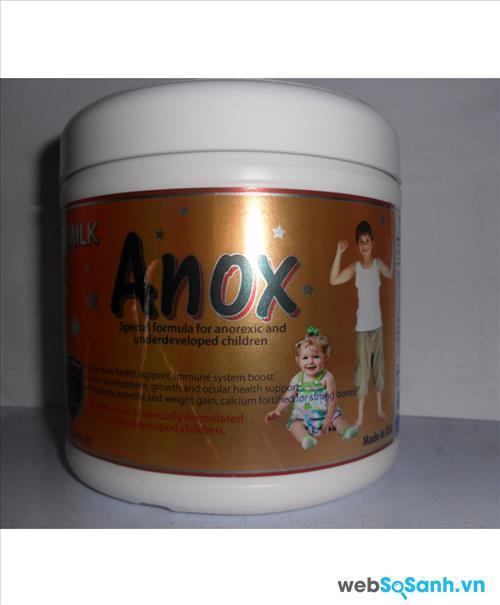 Sữa Anox