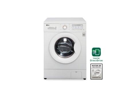 Công nghệ 6 Motions cho LG WD9600 khả năng giặt sạch vượt trội