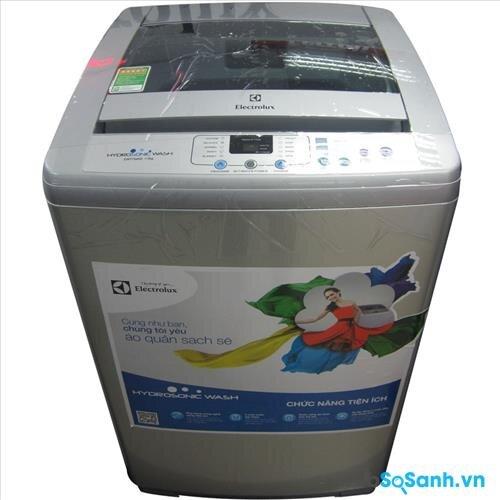 Thương hiệu máy giặt Electrolux nổi tiếng về cả dòng máy giặt lồng đứng và máy giặt lồng ngang