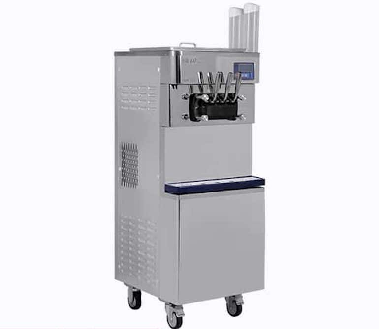 Đặc điểm nổi bật của máy làm kem Hải Âu HAK 323