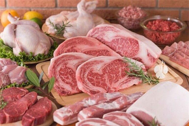 Các loại thịt là thức ăn lý tưởng cho chó cưng