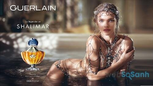Nước hoa Guerlain Shalimar