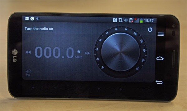 G Flex radio